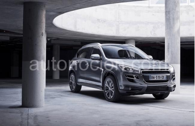 Peugeot inicia la comercialización del nuevo 4008 1.8 HDi 115 CV 4×4