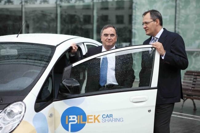 Ibil y Peugeot firman un acuerdo para la instalación de puntos de recarga