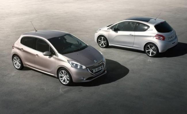 Peugeot en el Salón Internacional de Ginebra