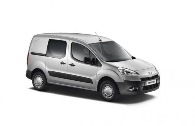 Nuevo Peugeot Partner 1,6 l HDi 115 CV