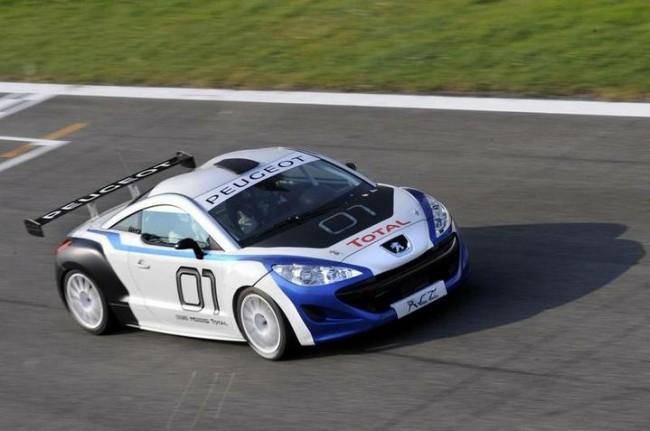 El RCZ Peugeot Sport en España