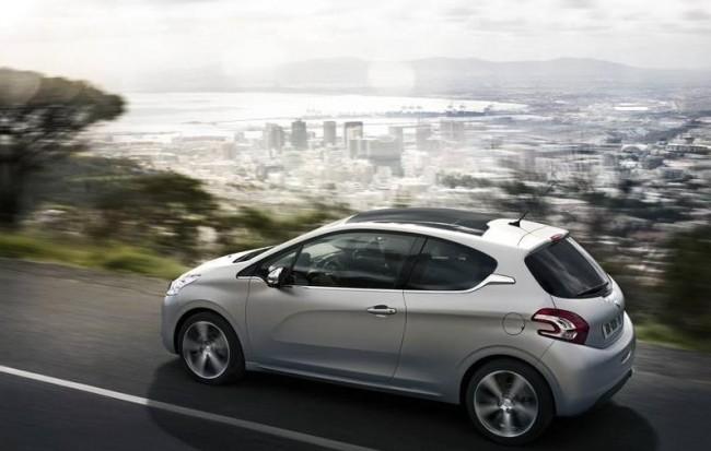 Un sinfín de comodidades: Peugeot 208