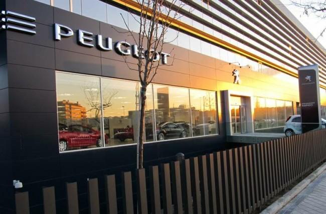 Celtas Cortos inaugurará un concesionario Peugeot