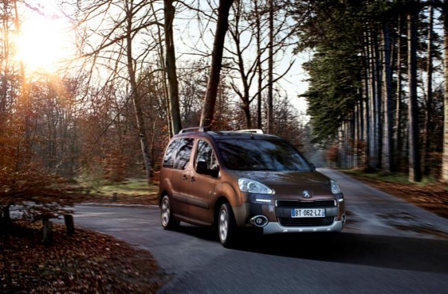 Nuevos Peugeot Partner y Partner Tepee