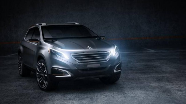 La sorpresa de Pekín: Peugeot Urban Crossover Concept