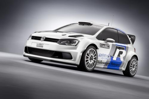 Volkswagen presenta su WRC
