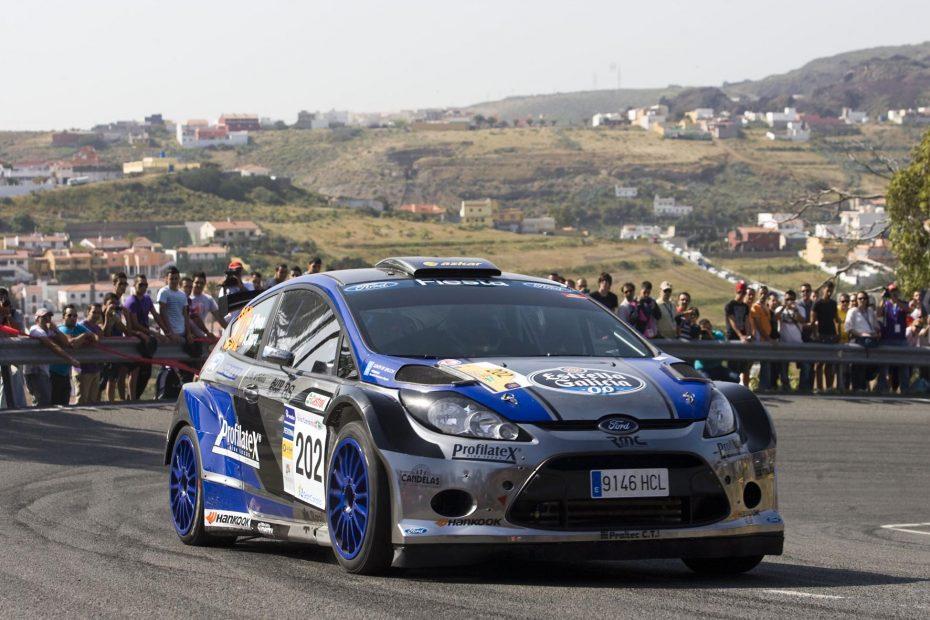 Pons vence en el Rally «Cantábria Infinita»