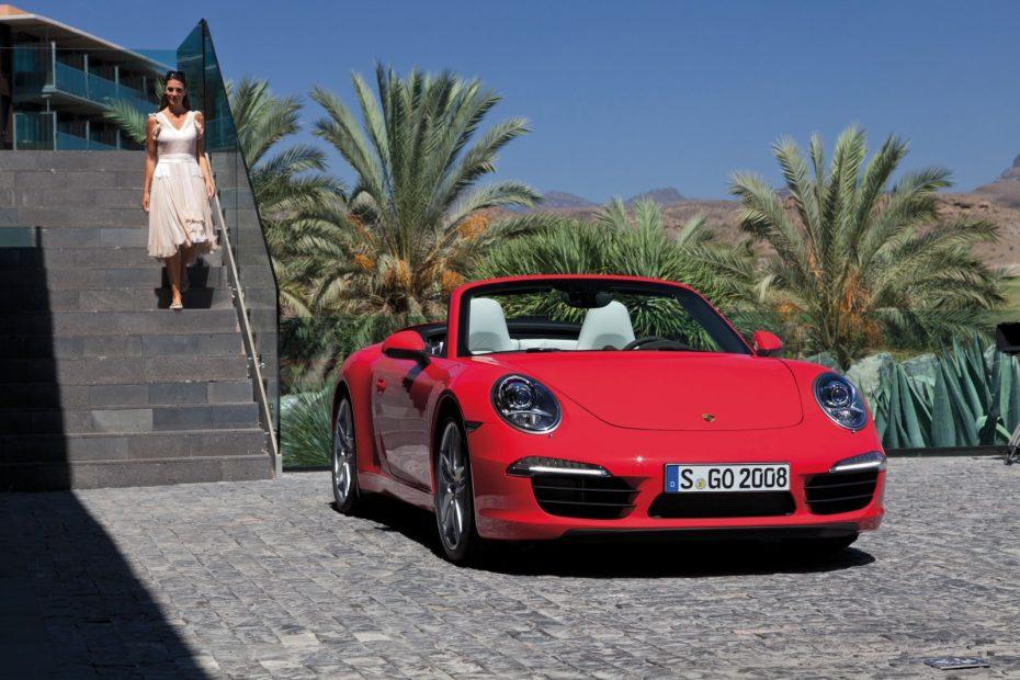 Llegan las versiones descapotables para el Porsche 911 Carrera y Carrera S