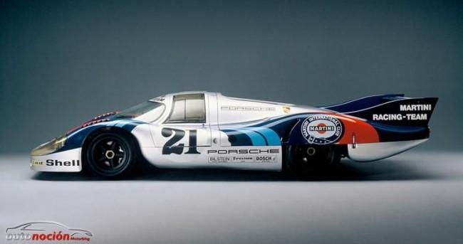 Arruinado tras averiarse el Porsche 917 que probaba