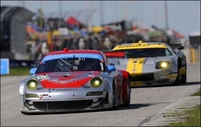 Los pilotos de Porsche inaugurarán el circuito urbano de Baltimore