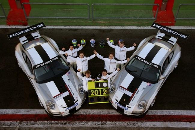 Seis finalistas brillan en la selección Porsche de jóvenes pilotos