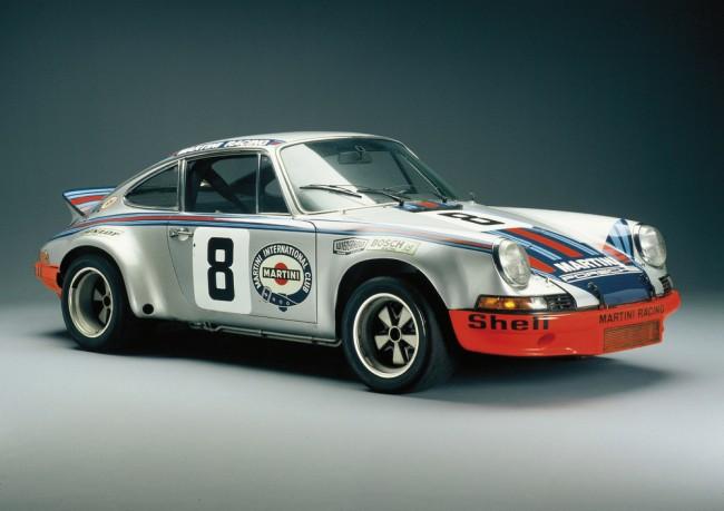 Porsche Classic y los 40 años del 911 Carrera RS 2.7