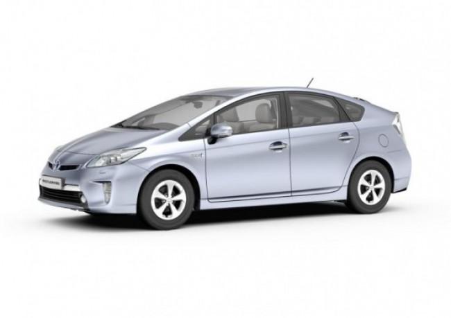 Nuevo Prius Plug-in Hybrid: más limpio, más avanzado, más híbrido