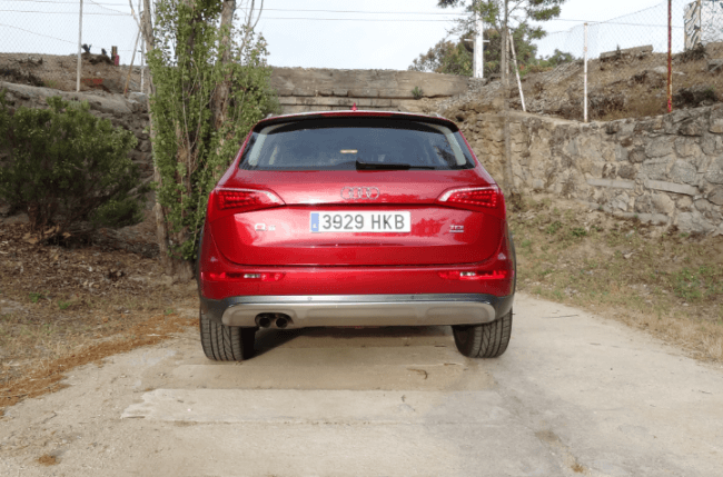 Prueba del Audi Q5 más campestre (Parte II)