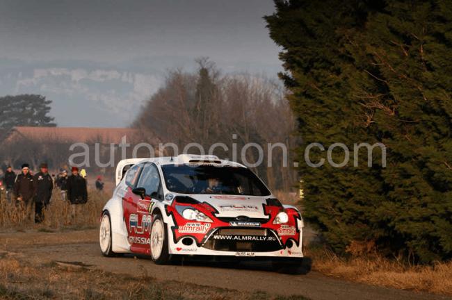 Neuville y Novikov, confirmados por el Qatar M-Sport World Rally Team para 2013