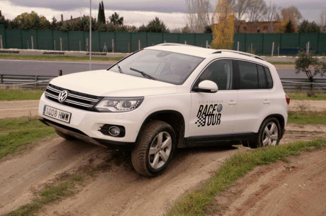 Volkswagen Race Tour en el Jarama del 26 al 30 de noviembre