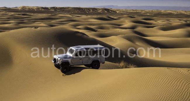 Race2Recovery listo para el Dakar 2013
