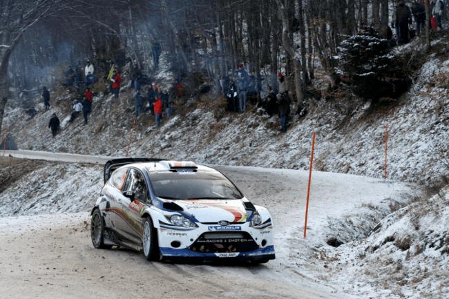 Monte Carlo acogerá la primera prueba del Mundial de Rally 2013