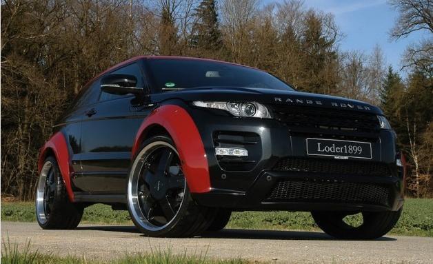 Range Rover Evoque SD4 Horus por Loder1899