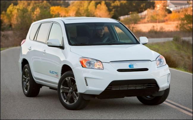 Toyota y Tesla han decidido que el RAV4 eléctrico se fabrique en Canadá