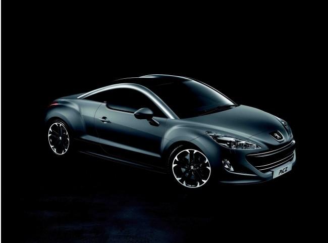 """Exclusivamente limitado: Peugeot RCZ """"Asphalt"""""""