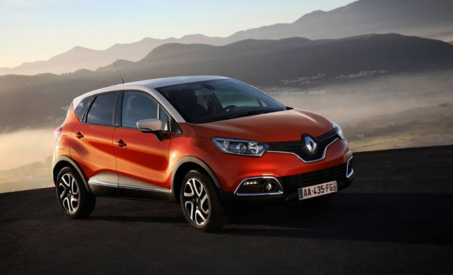 Renault revela completamente el Captur