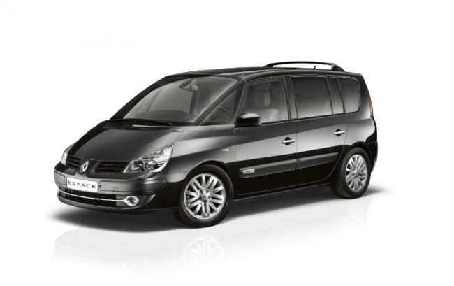 Renault Espace 2013: 28 años de historia a sus espaldas