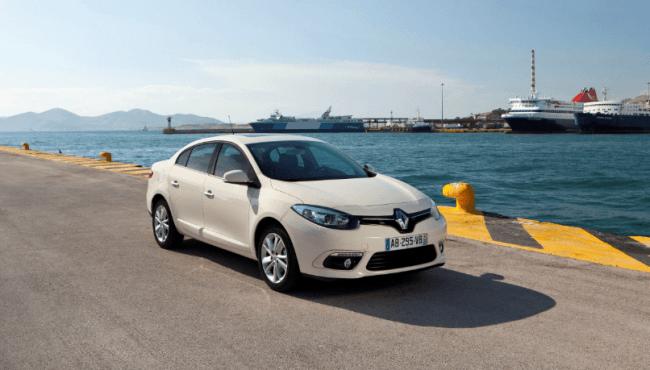 Nuevo Renault Fluence: Diseño y Dinamismo