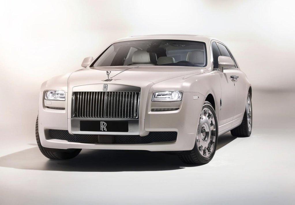 Rolls Royce Ghost Six Senses, para los más exigentes