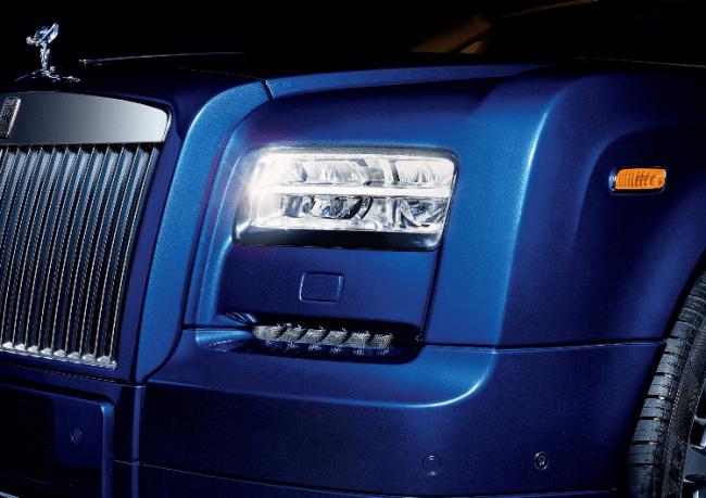 Rolls-Royce actualiza el Phantom trás 9 años de servicio