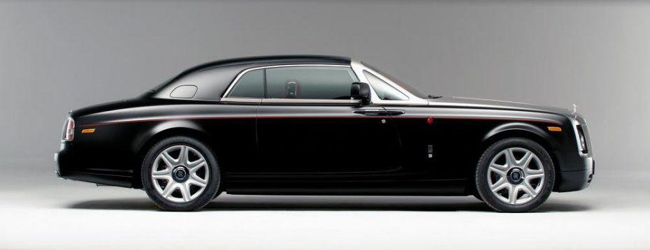 Rolls-Royce Phantom Coupé Mirage, por si el dinero no es un problema