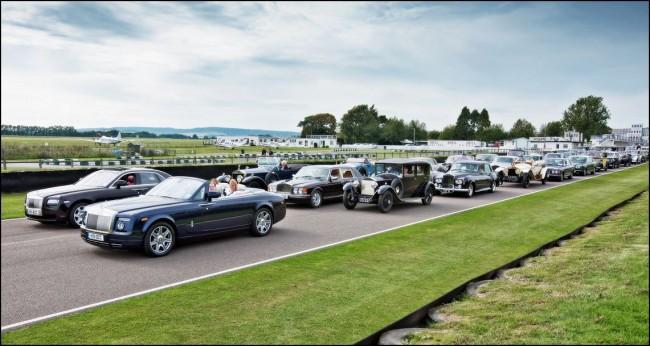 100 años 100 coches: El centenario de Rolls Royce