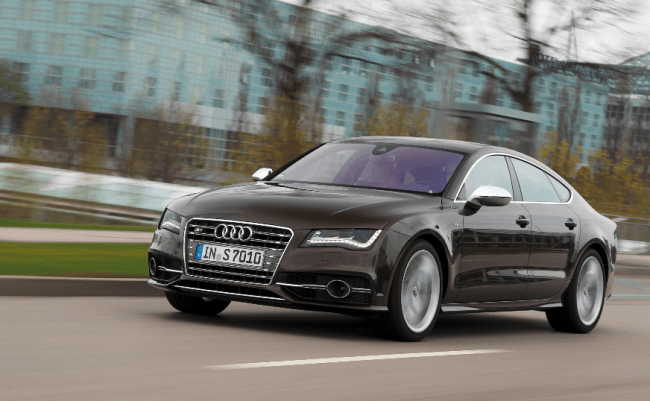 Nuevo Audi S7 Sportback al detalle