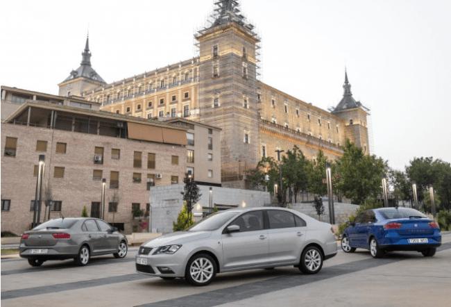 Vuelve el SEAT Toledo