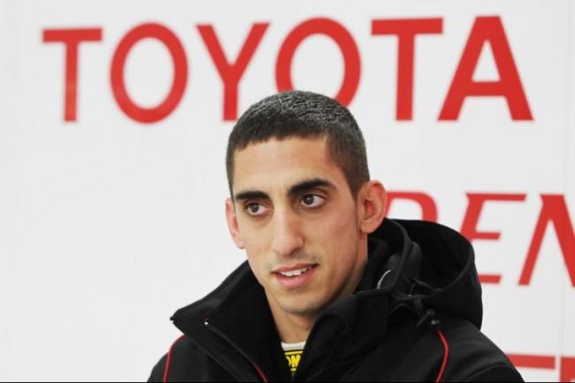 Toyota Racing completa su alineación de pilotos para 2012