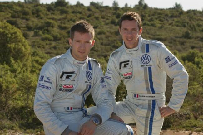 Sébastien Ogier será el piloto oficial de Volkswagen en el Rallye de Montecarlo