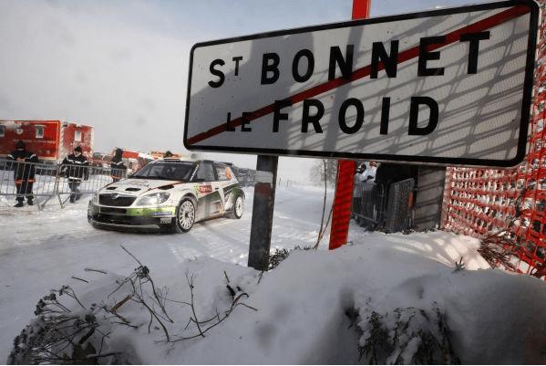 Sepp Wiegand gana en la categoría WRC2