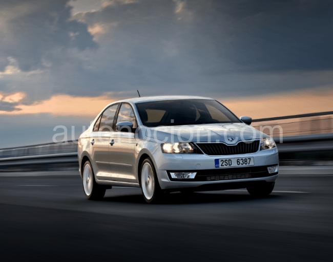 El Skoda Rapid se gana las 5 estrellas Euro NCAP