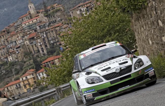Skoda gana su tercer título consecutivo del IRC en la categoría de constructores