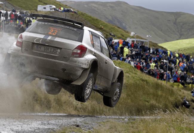 Nueva victoria deVolkswagen en el Campeonato del Mundo de Rallyes