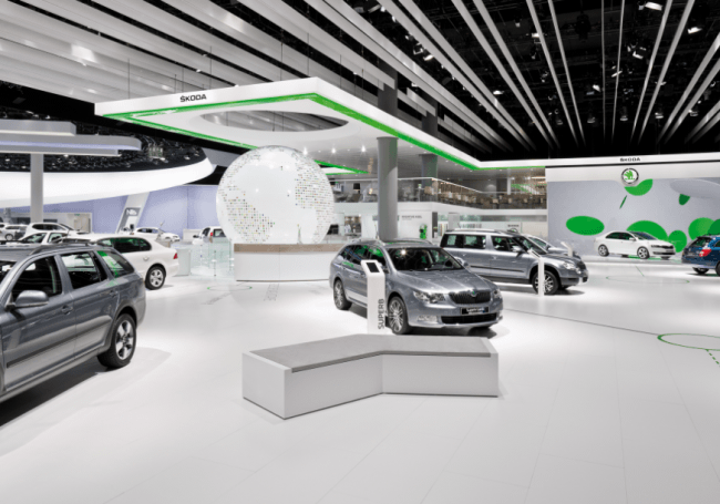 "Skoda gana el ""Automotive Brand Contest"" 2012"