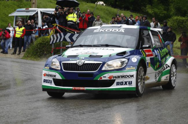 Alberto Hevia no participará en el III Rallye Race-Comunidad de Madrid