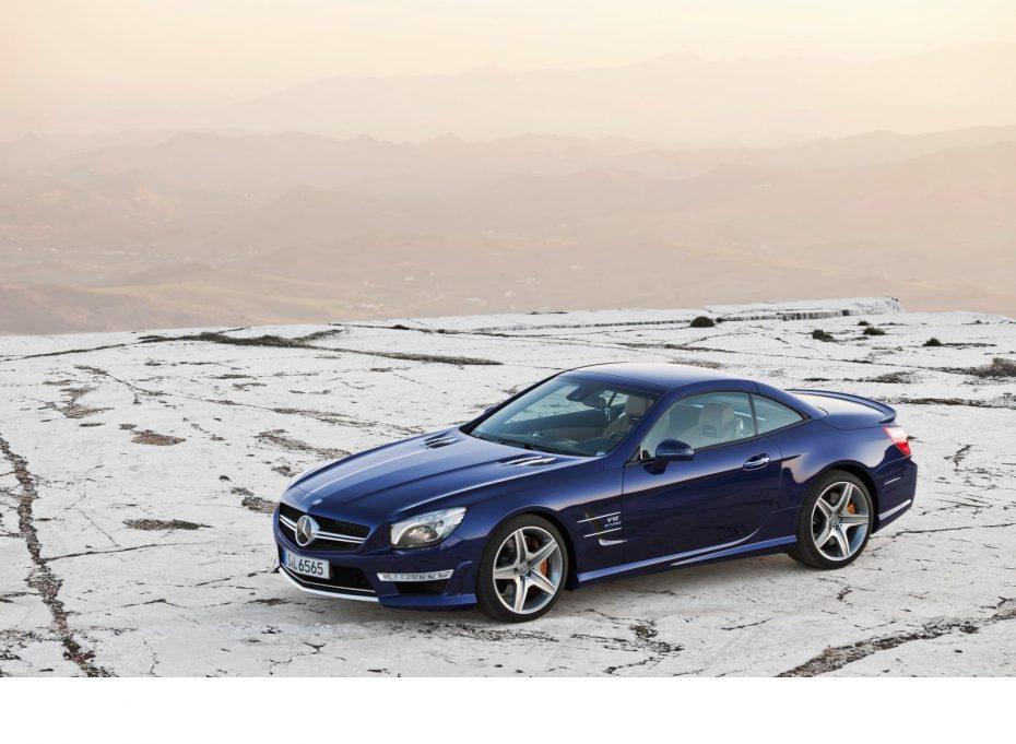 Nuevo Mercedes-Benz SL65 AMG, porque el lujo y la deportividad también son compatibles