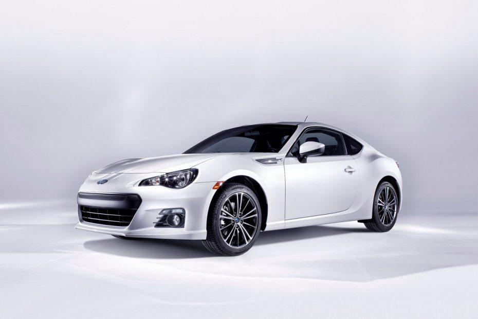 Subaru trae al mundo el nuevo BRZ