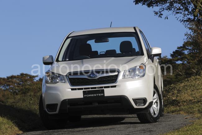 El nuevo Subaru Forester recibe las 5 estrellas Euro NCAP