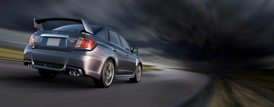 Oficial: Subaru WRX STI 2013 será Turbo