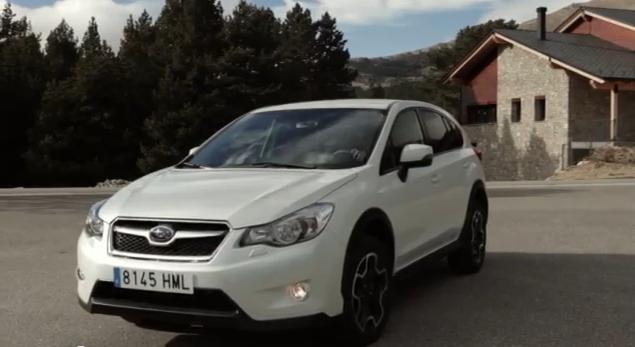 Marc Márquez con Subaru ayuda a la Fundacion Bola de Nieve