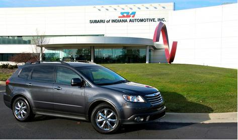 Subaru recibe la ISO 50001 en una de sus fábricas