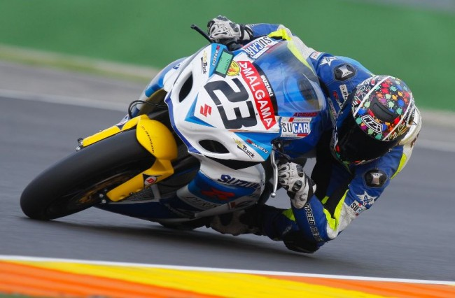 Bonastre luchará un año más junto al Team Suzuki Speed Racing