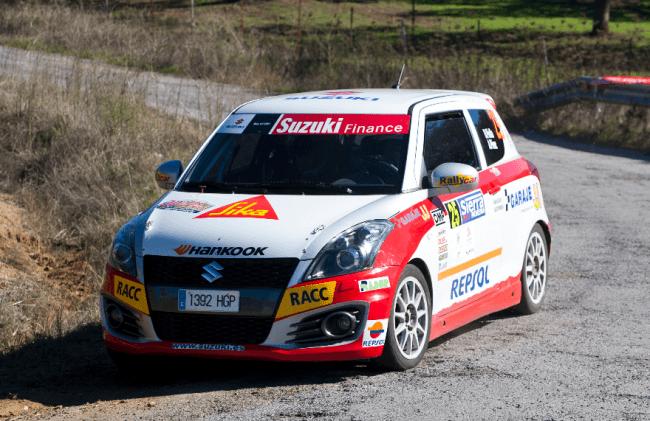 Suzuki a un paso de obtener su segundo título de marcas